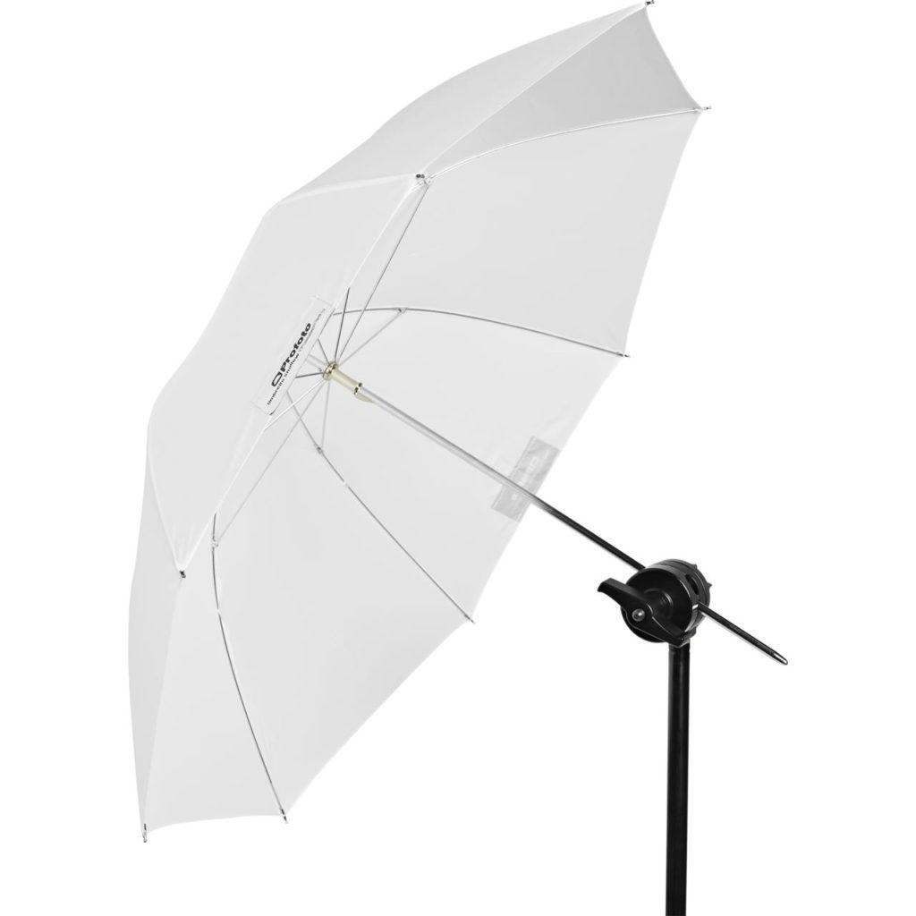 Umbrella Shallow Translucent