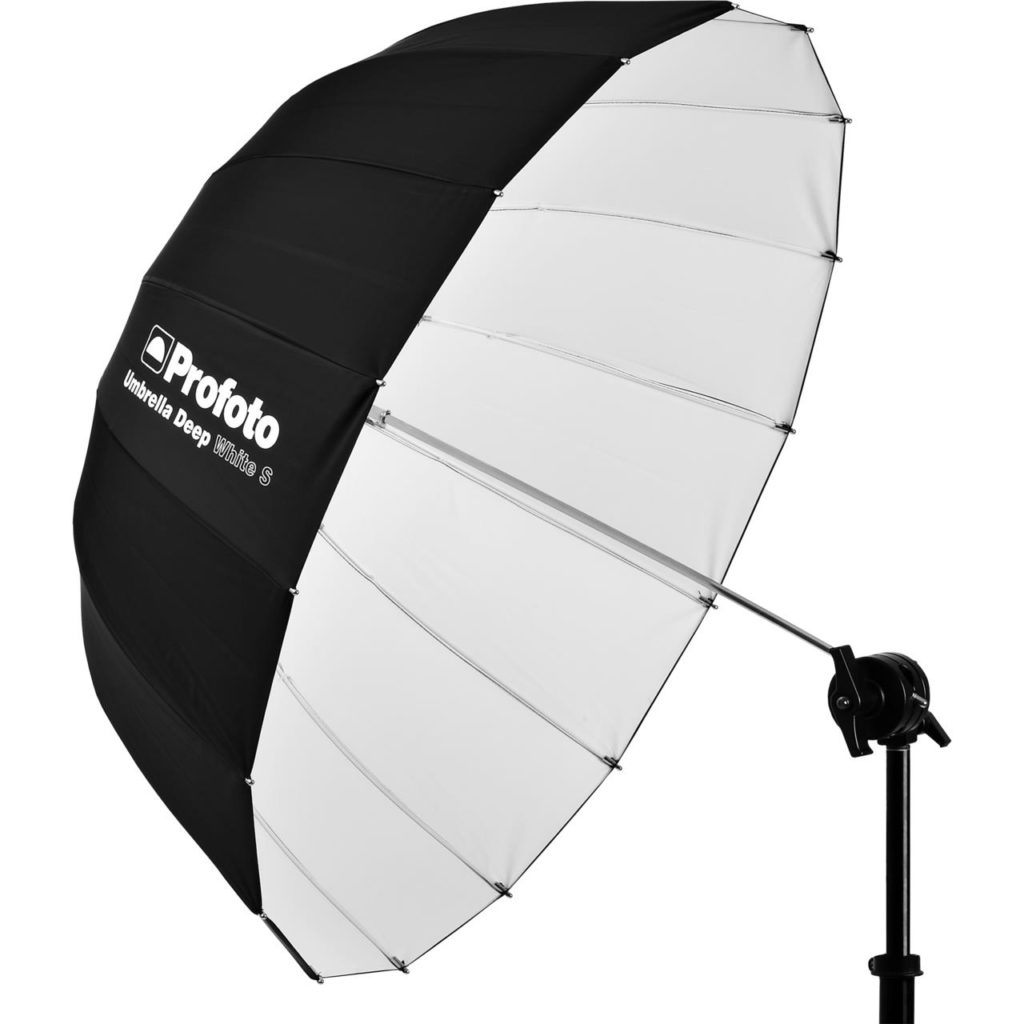 Umbrella Deep White