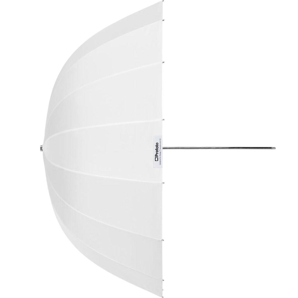 Umbrella Deep Translucent XL (DEMO)