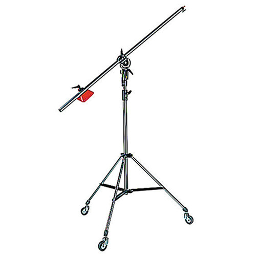 Jirafa 'Light Boom 35v' con Pie 008 085BS Manfrotto