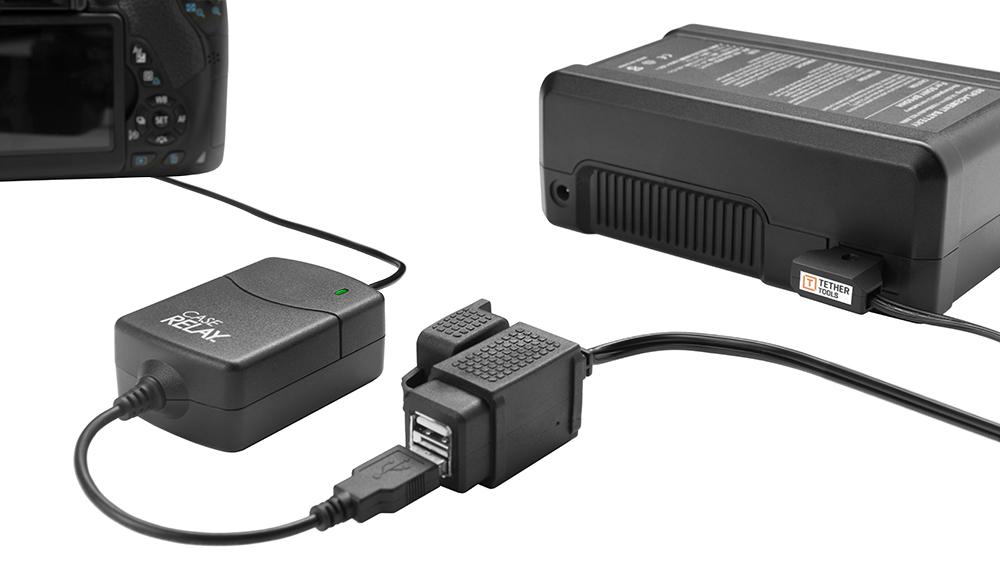 Conversor D-TAP a USB