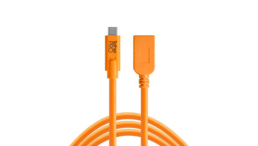 Adaptador TetherPro USB-C a USB-A Hembra