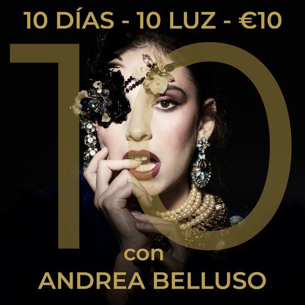 Andrea Belluso: 10 días - 10 luces