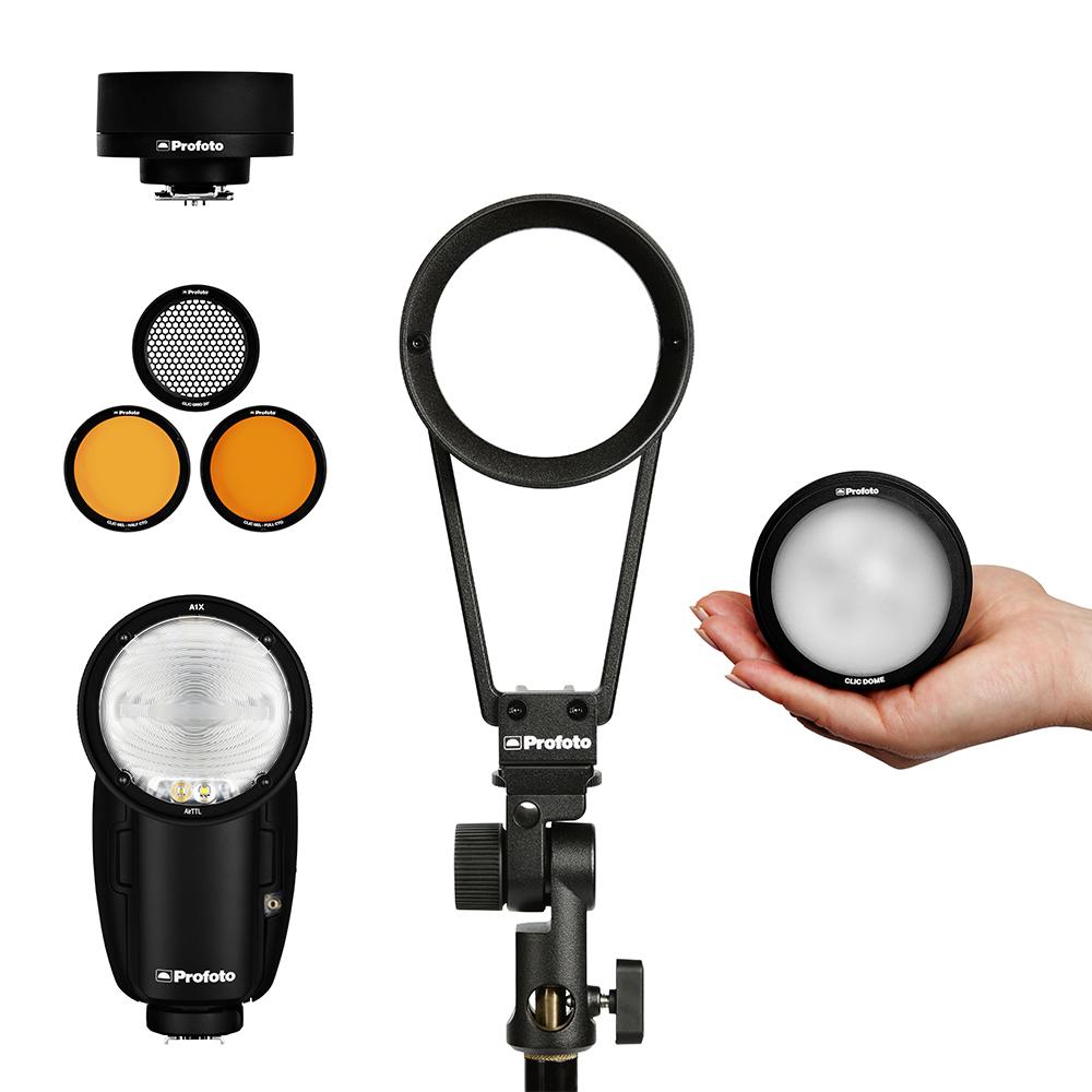Iniciación a la Iluminación Pro A1X