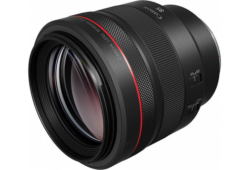 CANON RF 85MM F1.2 L USM DS - GRAN CALIDAD EN RETRATO PARA MIRRORLESS CANON