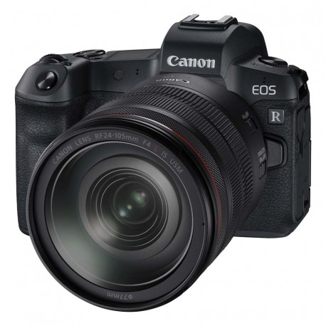 CANON EOS RP + RF 24-105MM F4