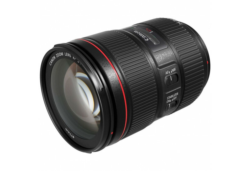CANON EF 24-105MM F4L IS II USM - OBJETIVO DSLR