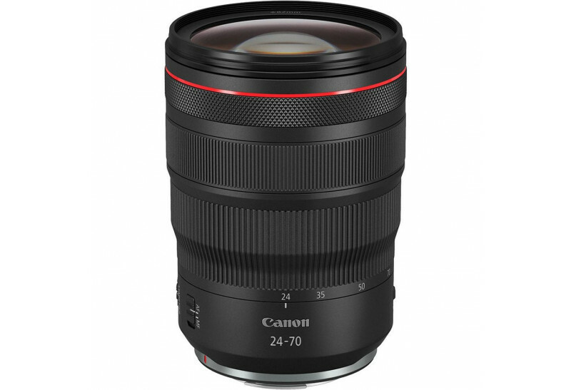 CANON RF 24-70MM F2.8 L IS USM - OBJETIVO PARA CANON EOS R Y RP
