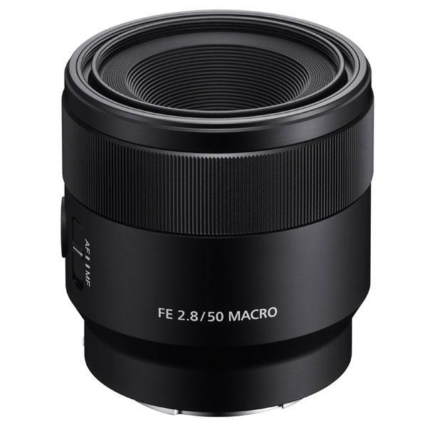 SONY FE 50MM F2.8 MACRO (SEL50M28)