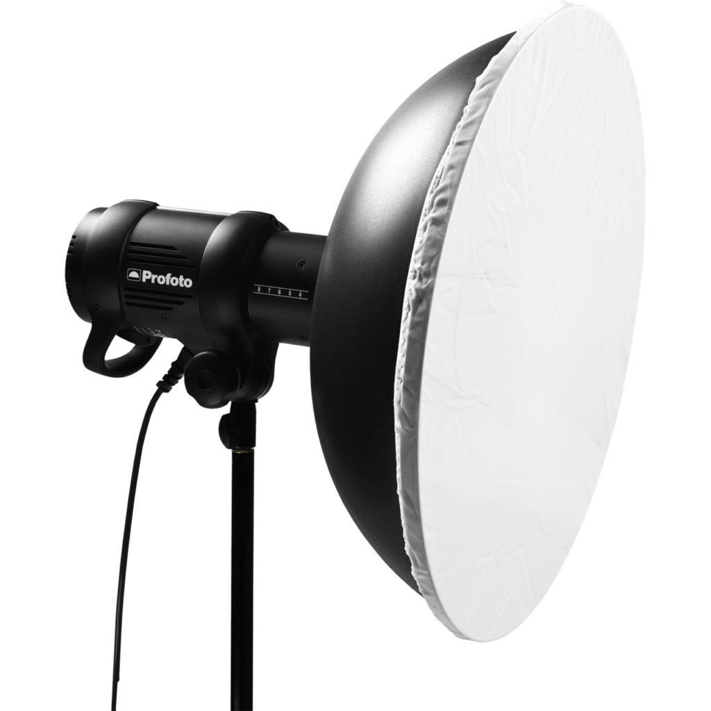 Softlight Reflector White + Diffuser + Grid 515 mm