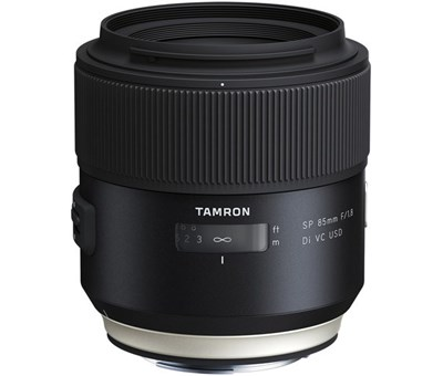 TAMRON SP 85MM. F1.8 DI VC USD