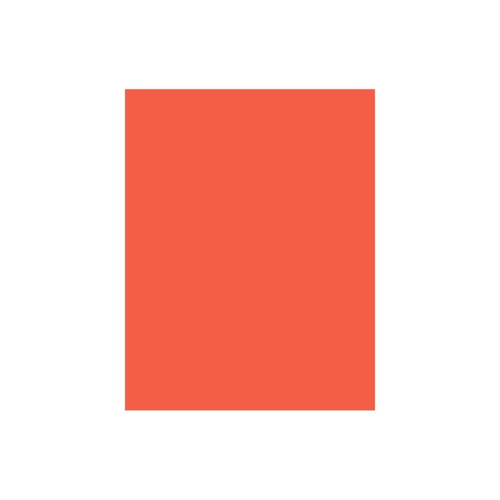 Fondo papel Fire Orange 282