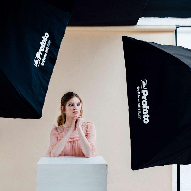 Para qué sirve un Softbox en fotografía
