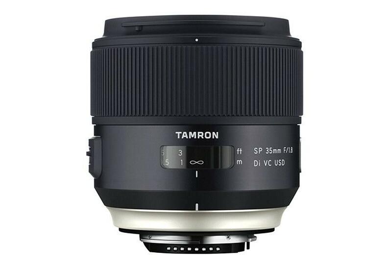 Tamron 35mm  FE/1.8 Di VC USD