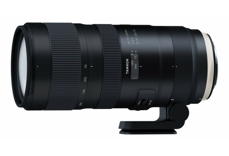 Tamron SP 70-200mm F2.8 Di VC USD G2