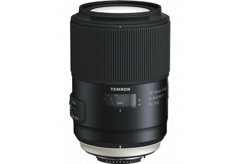 TAMRON SP 90MM F2.8 DI MACRO VC USD