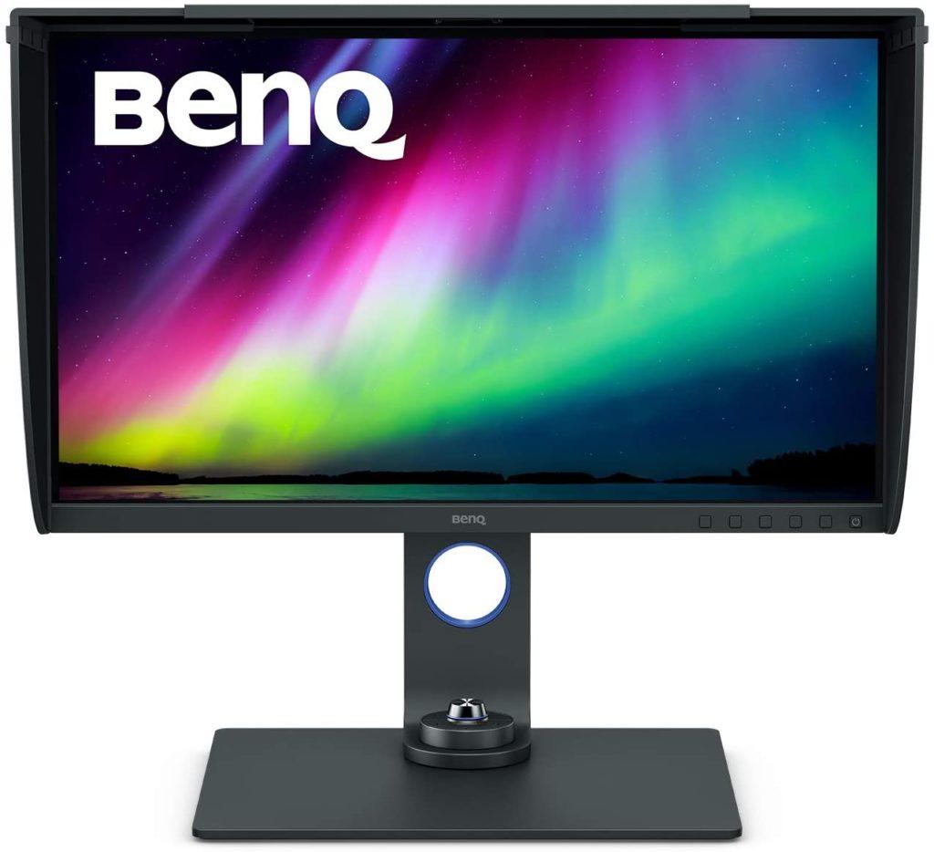 "BenQ SW270C - Monitor para fotógrafos de 27"" 2K QHD"