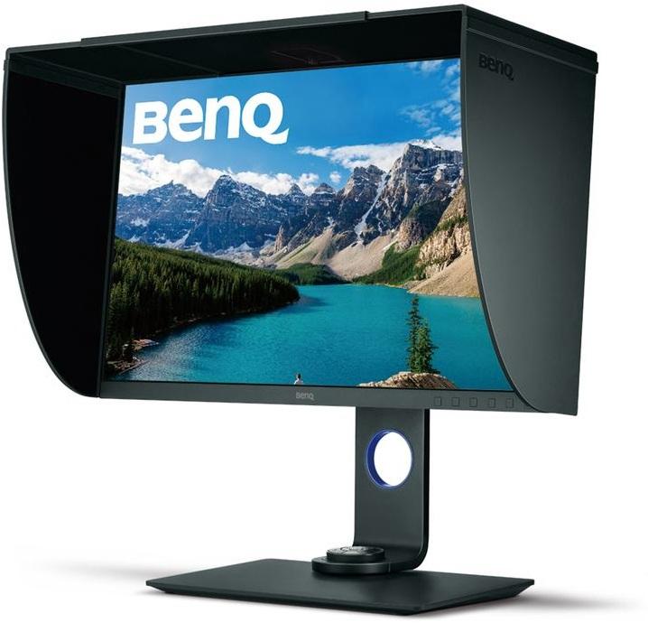 "BenQ SW271 27"" LED UltraHD 4K Monitor Profesional Fotografía"