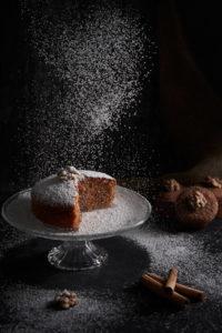 fotografía gastronómica oscura