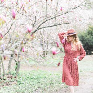 primavera fotografía