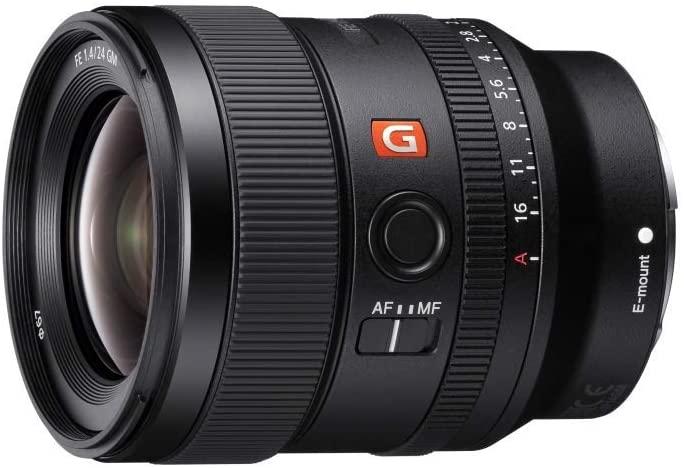 Sony FE 24mm f/1.4 GM - Full-Frame, Gran Angular (SEL24F14GM)