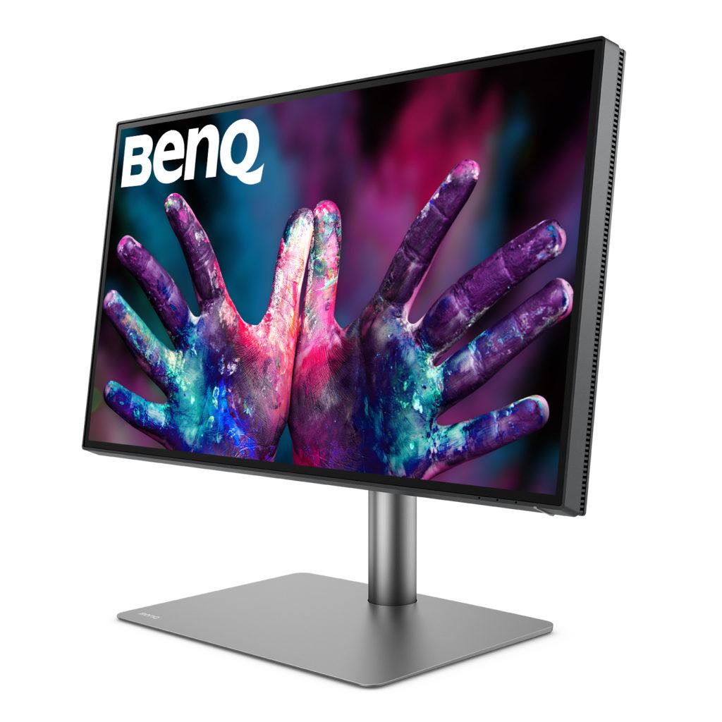 Monitor Design Vue BenQ PD2725U