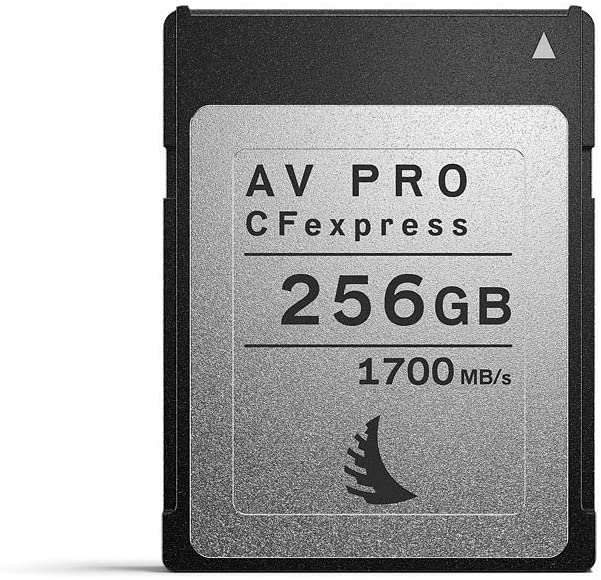 Tarjeta de Memoria Angelbird AV Pro CFexpress 256 GB