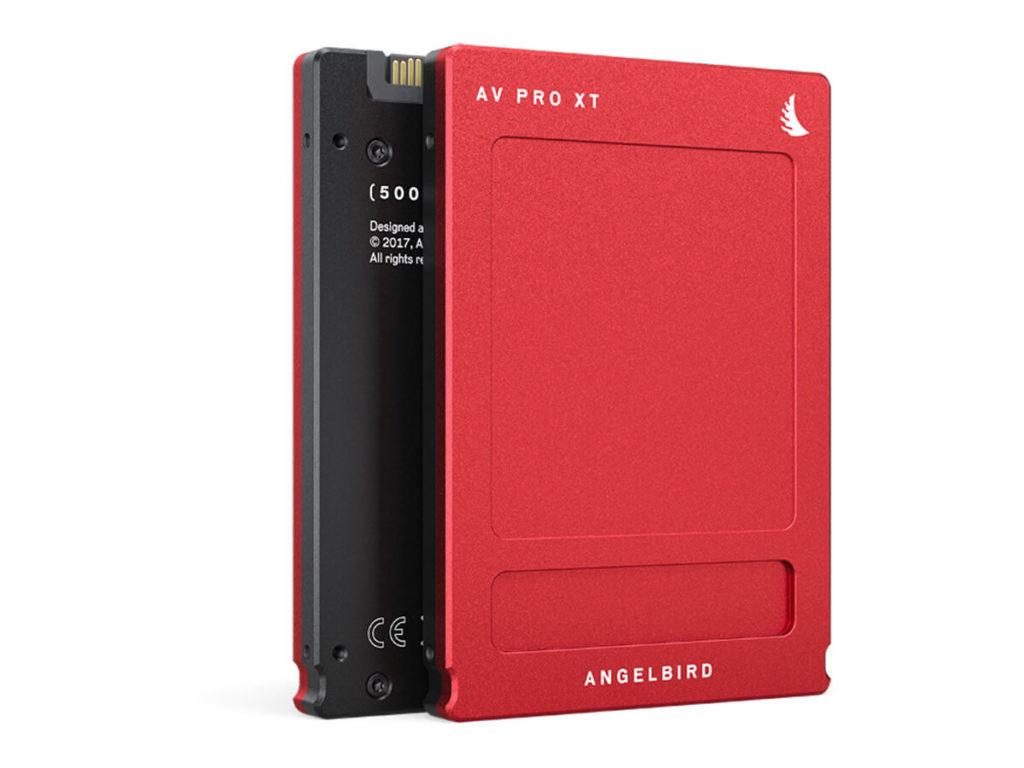 Angelbird AV PRO XT – SSD SATA III 2.5″ para grabación de vídeo 500GB