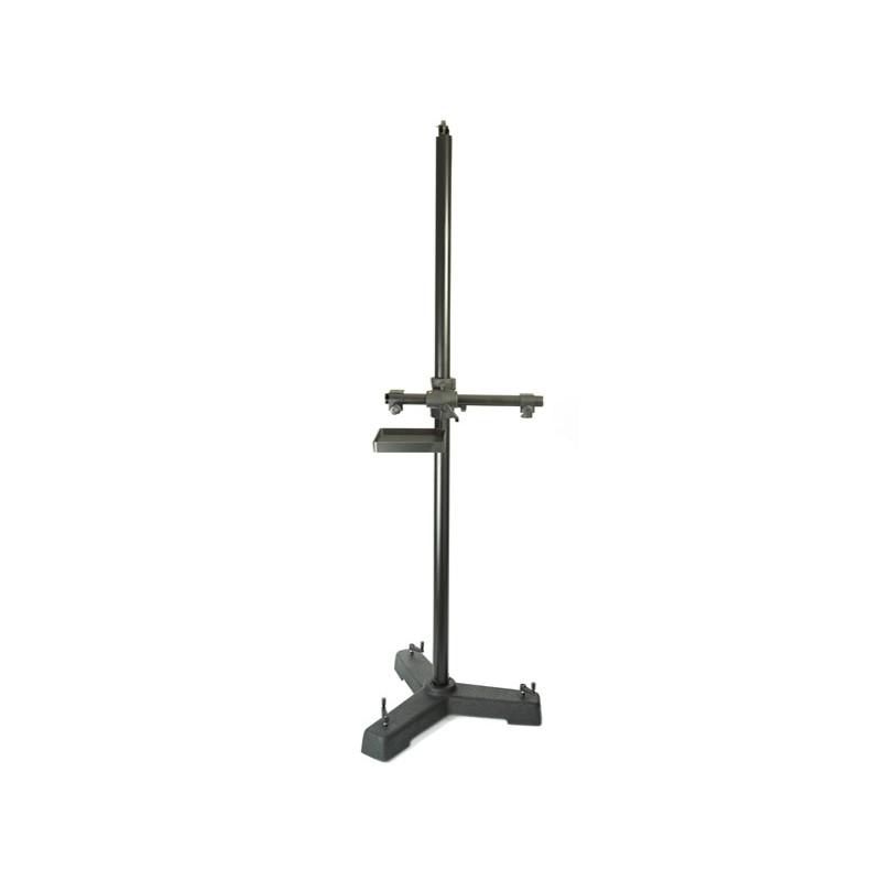 COLUMNA CILINDRICA MONO2 270cm + brazo + base-MBX