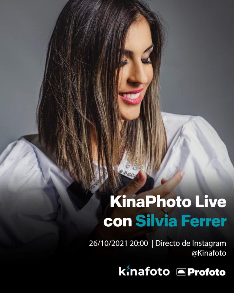 KinPhoto Live Silvia Ferrer